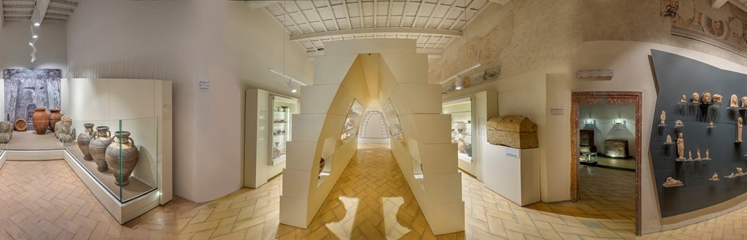 Internship at the Civic Museum in Formello
