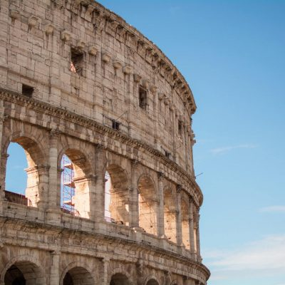 Photo Of Coliseum Under Blue Sky 2678456 (1)