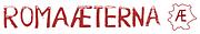 Logo Roma Aeterna