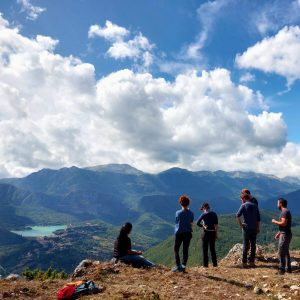 Field Practicum Mountain Archaeology: Survey, Aerial, Remote Sensing
