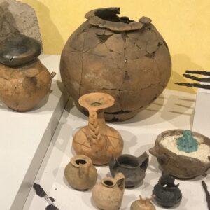 Practicum Archaeological Lab