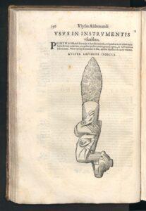 Aldrovandi's Knife