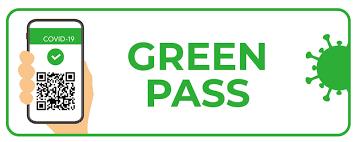Green pass at KNIR