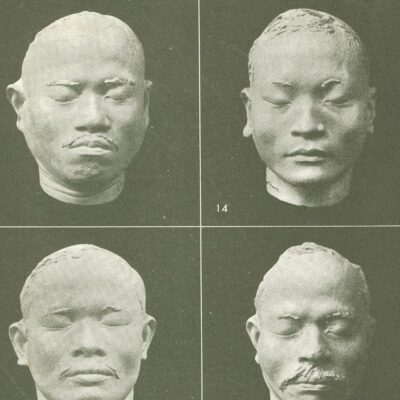 Knir Colloquium Plaster Face Casts And The Heritage Of Colonialism And Racial Science