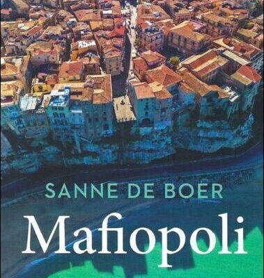 Boekomslag Mafiopoli